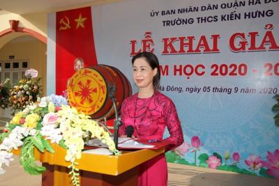 CHÀO MỪNG KHAI GIẢNG NĂM HỌC MỚI 2020-2021